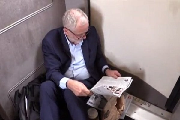If only Jeremy Corbyn used Click Travel for his business travel… he could have reserved a seat.