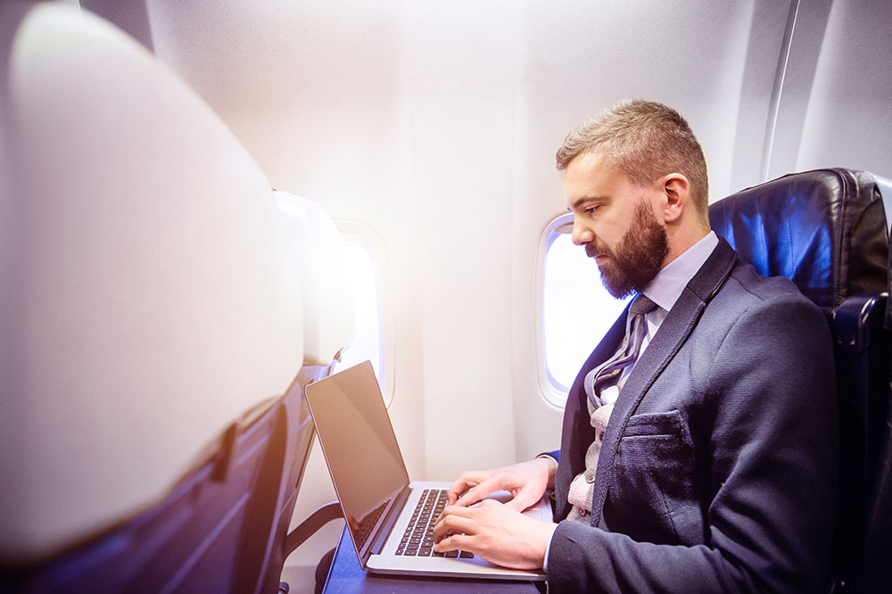 Business Travel Flights