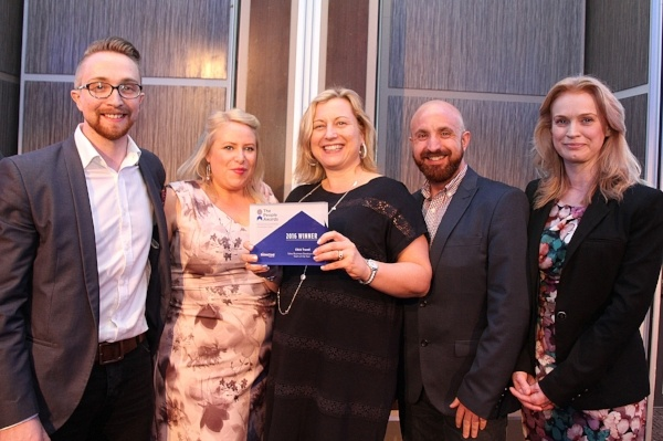 Click Travel scoops Sales & Business Development Team of the Year at this year's People Awards