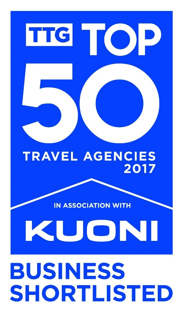 Click Travel shortlisted for Top Business Travel Agency