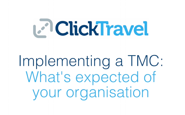 [VIDEO] Implementing a TMC : What's expected of your organisation?