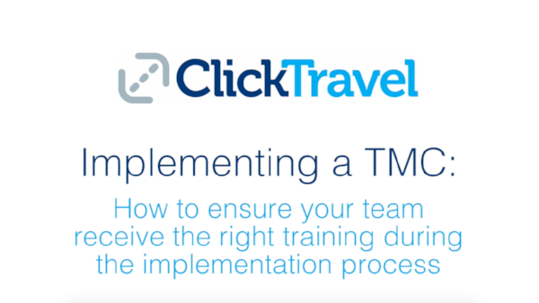 [VIDEO] Implementing a TMC : Getting the right training