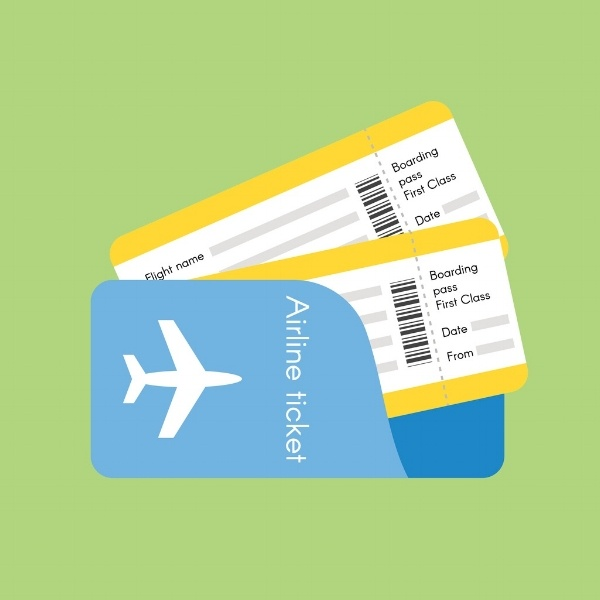 The definition of airline ticket reissue [in under 100 words]
