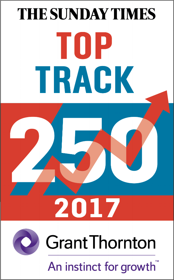 Click Travel makes Sunday Times Top Track 250