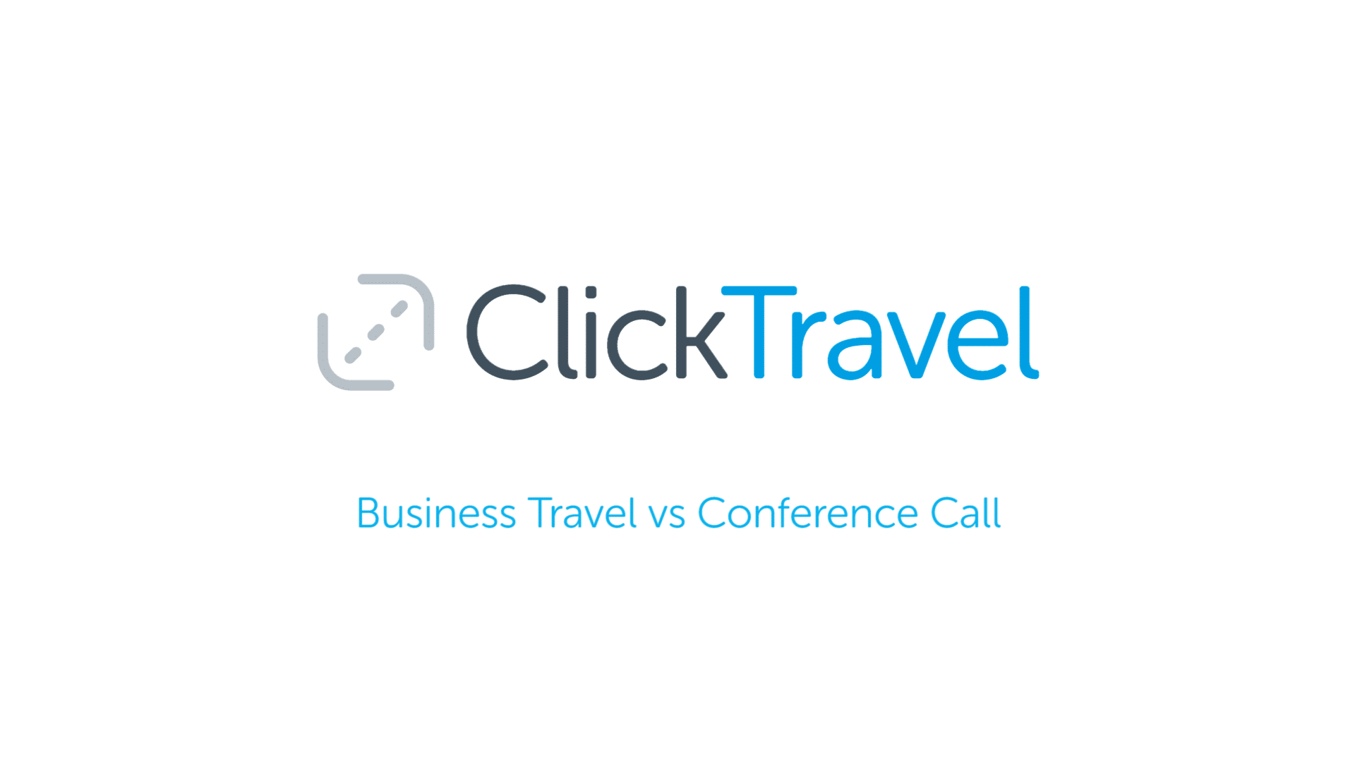 [VIDEO] Business travel vs conference call