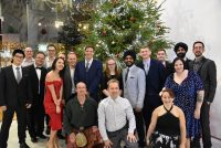 Product & Engineering Team at Christmas 2018