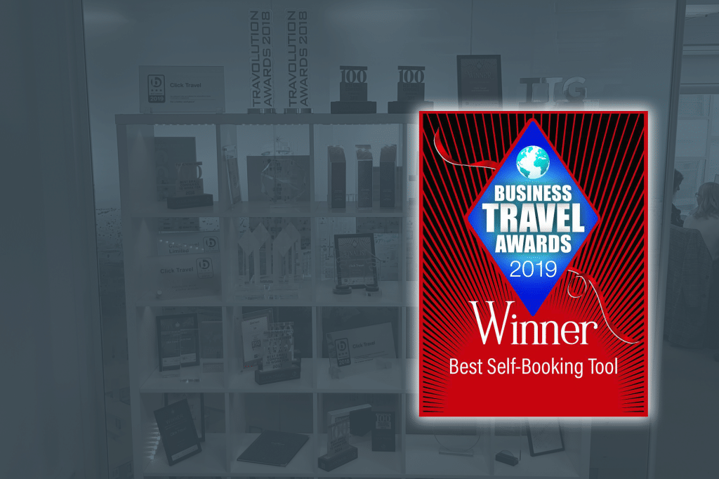 Best Self-Booking Tool - Business Travel Awards 2019