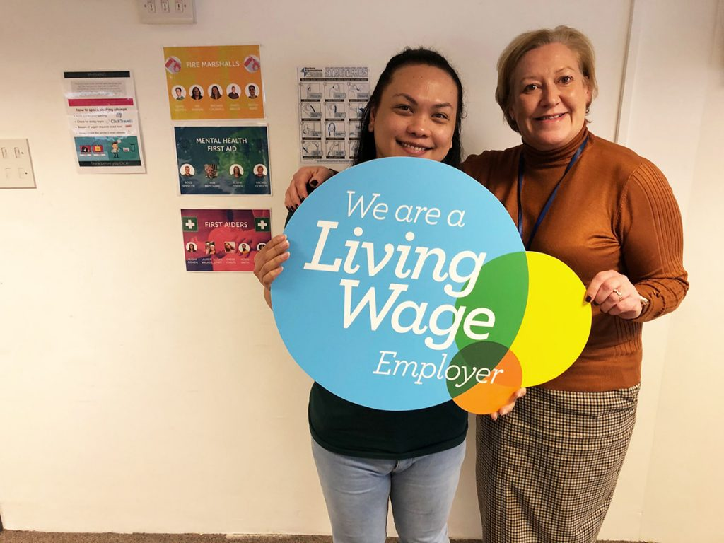 living wage 1