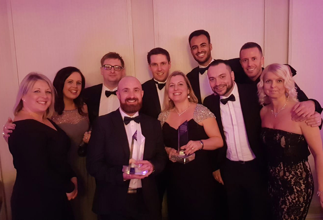 Click Travel scoop double win at the Business Travel Awards 2020