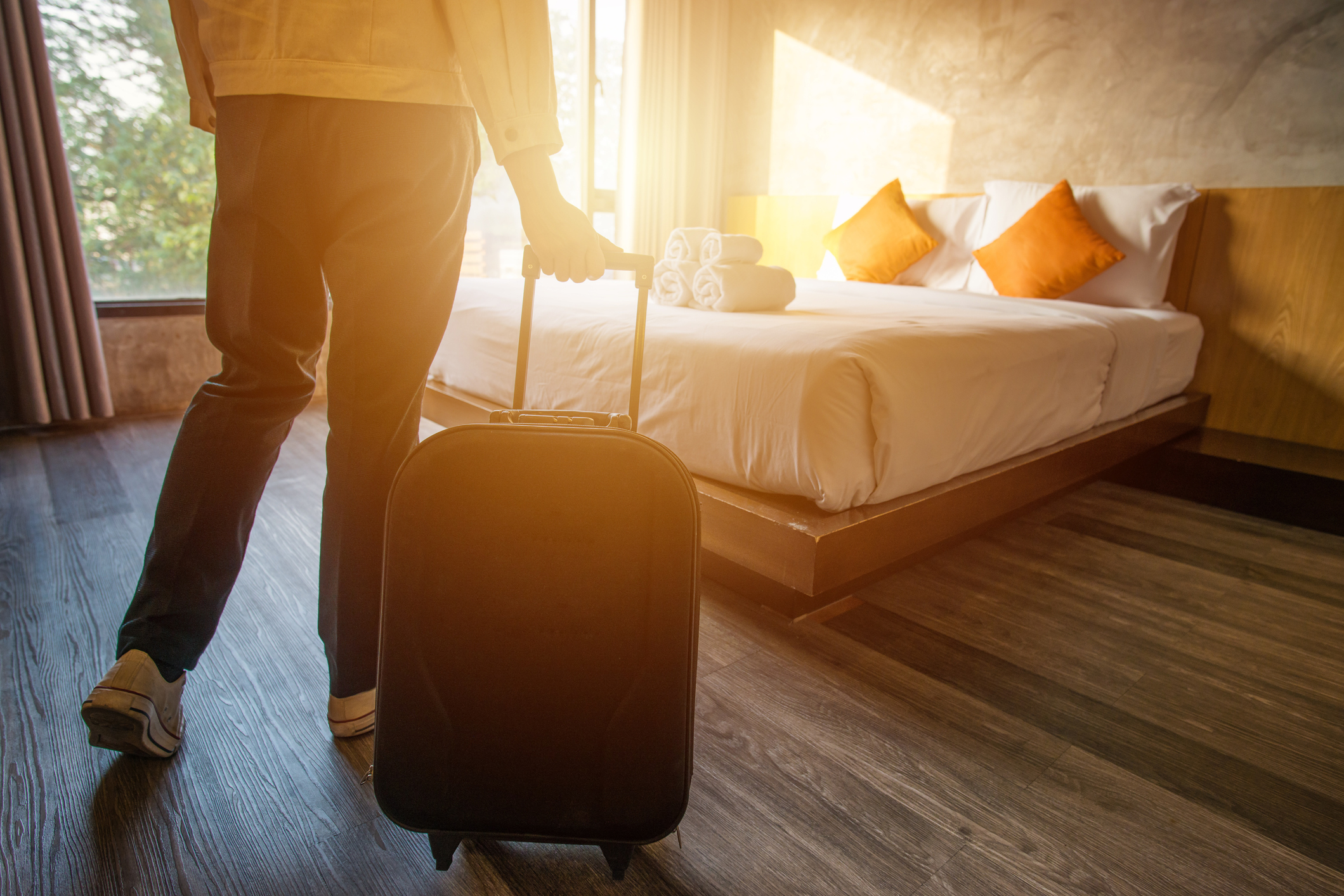 What to look for when booking a hotel for business travel