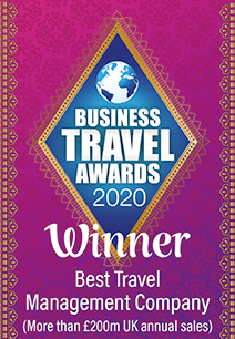 Best Corporate Travel Management Company 2021